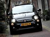 Images of Fiat 500S Cabrio 2013