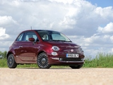 Images of Fiat 500 UK-spec (312) 2015