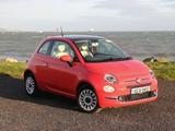 Images of Fiat 500 UK-spec (312) 2015