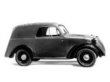 Photos of Fiat 500 Topolino Furgoncino 1936–48