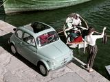 Photos of Fiat Nuova 500 (110) 1957–59