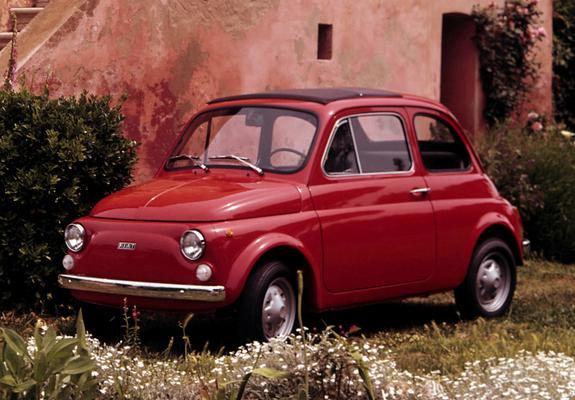 Photos Of Fiat 500 R 110 1972 75