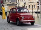 Photos of Fiat 500 R (110) 1972–75
