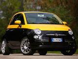 Photos of Aznom Fiat 500 2007