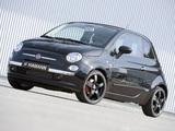 Photos of Hamann Fiat 500 2008