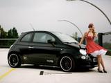 Photos of H&R Fiat 500 2008