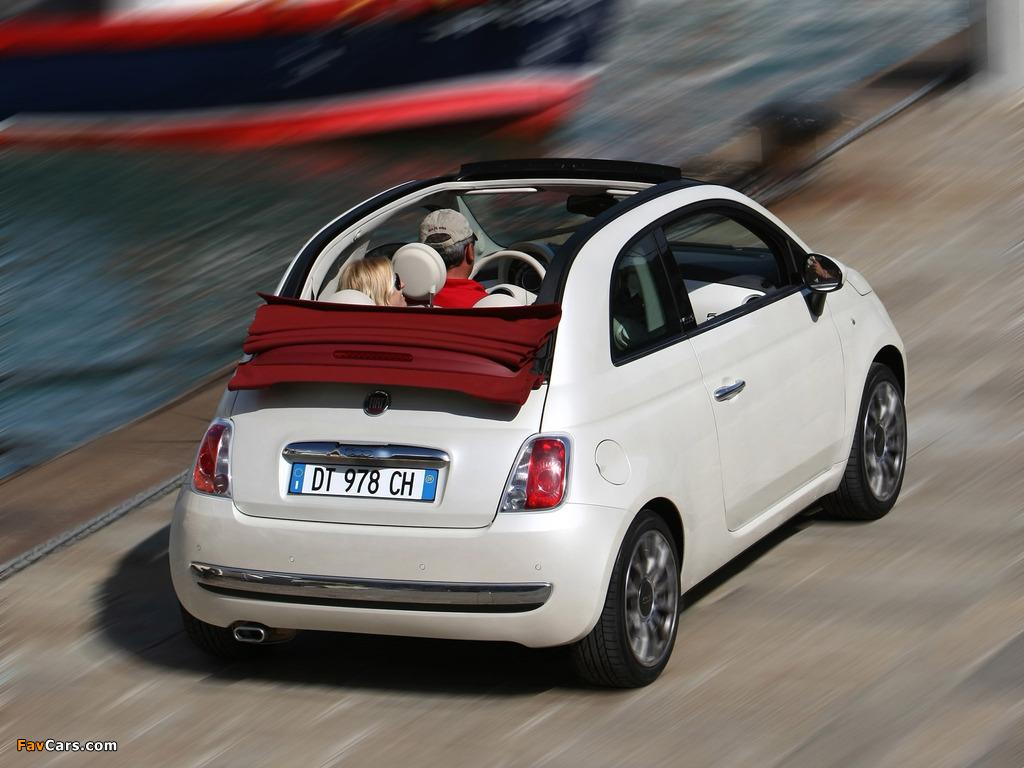 Photos of Fiat 500C 2009 (1024 x 768)