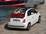 Photos of Fiat 500C 2009