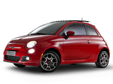 Photos of Fiat 500 Sport Air BR-spec 2011