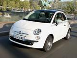 Photos of Fiat 500 Liberty Art Fabrics 2012–13