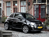 Photos of Fiat 500S Cabrio 2013
