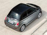 Photos of Fiat 500 GQ 2013