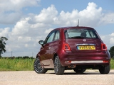 Photos of Fiat 500 UK-spec (312) 2015