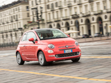 Photos of Fiat 500 (312) 2015