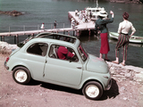 Pictures of Fiat Nuova 500 (110) 1957–59