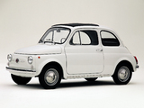 Pictures of Fiat Nuova 500 F (110) 1965–72