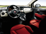 Pictures of Fiat 500 2007