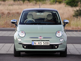 Pictures of Fiat 500 AU-spec 2008