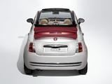 Pictures of Fiat 500C 2009