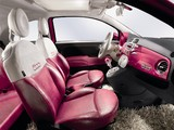 Pictures of Fiat 500 Barbie Concept 2009