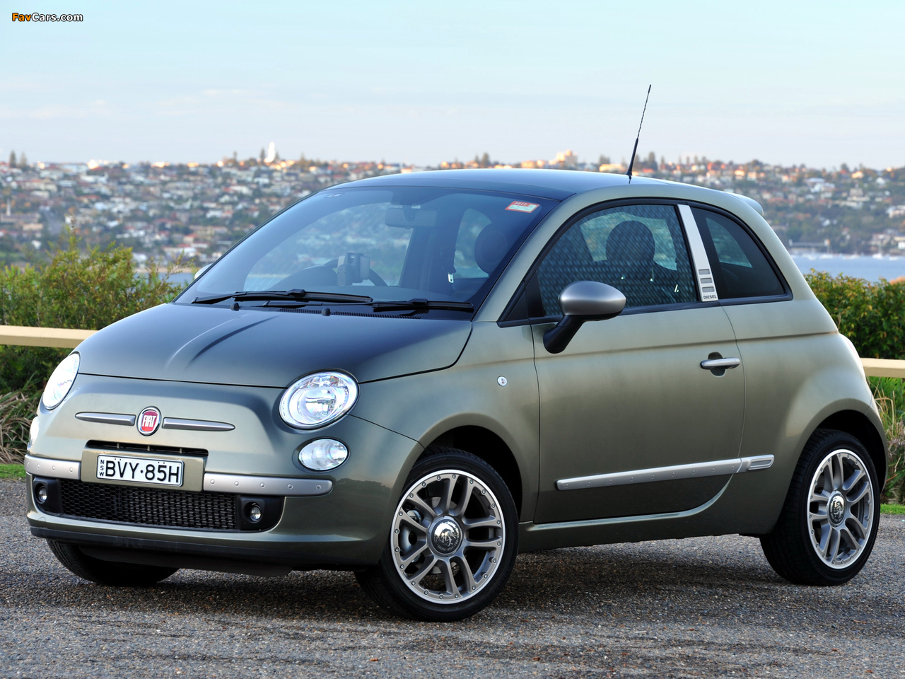 pictures of fiat 500 by diesel au spec 2010 1280x960. Black Bedroom Furniture Sets. Home Design Ideas