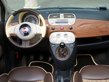 Pictures of Aznom Fiat 500C Sassicaia Limited Edition 2010