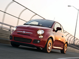 Pictures of Fiat 500 Sport US-spec 2011