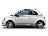 Pictures of Fiat 500 Liberty Art Fabrics 2012–13