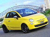 Pictures of Fiat 500 TwinAir Plus AU-spec 2012