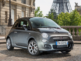 Pictures of Fiat 500 GQ 2013