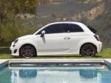 Pictures of Fiat 500C GQ US-spec 2014
