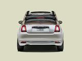 Pictures of Fiat 500C