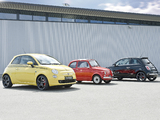 Pictures of Fiat 500