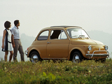Fiat 500 L (110) 1968–72 wallpapers
