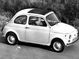 Fiat 500 R (110) 1972–75 wallpapers