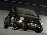 H&R Fiat 500 2008 wallpapers