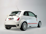 MS Design Fiat 500 Cup 2008 wallpapers