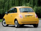 Fiat 500 Colour Therapy UK-spec 2012 wallpapers