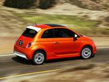 Fiat 500e 2013 wallpapers