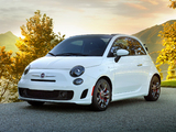 Fiat 500C GQ US-spec 2014 wallpapers