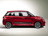 Fiat 500L (330) 2012 wallpapers