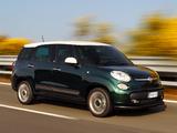 Fiat 500L Living (330) 2013 images