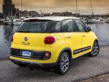 Fiat 500L Trekking US-spec (330) 2013 images