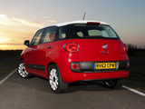 Fiat 500L UK-spec (330) 2013 images