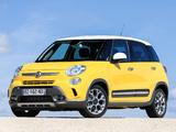 Fiat 500L Trekking (330) 2013 images
