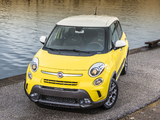Fiat 500L Trekking US-spec (330) 2013 photos