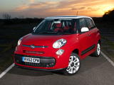 Fiat 500L UK-spec (330) 2013 photos