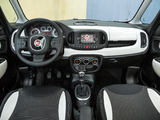 Fiat 500L Trekking (330) 2013 photos