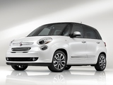 Fiat 500L US-spec (330) 2013 photos