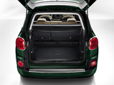 Fiat 500L Living (330) 2013 pictures